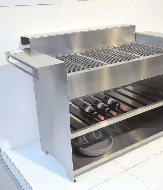 w & b metal solutions: außenküchen